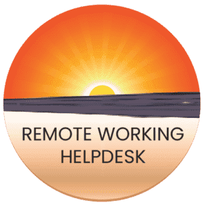 Remote Working IT Security Helpdesk